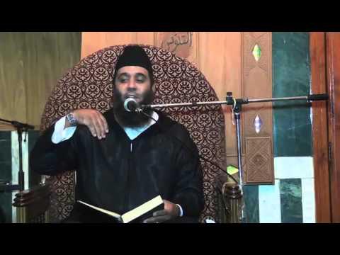 شرح رياض الصالحين: باب الصبر (حديث المرأة التي من أهل الجنة)