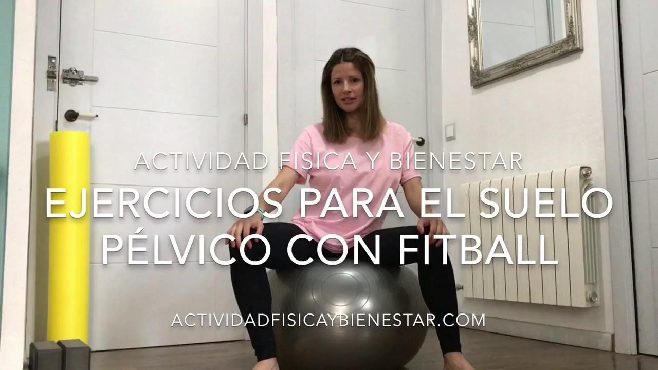 ejercicios fitball embarazadas tercer trimestre