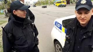 Полиция Киева Дауны (часть вторая)