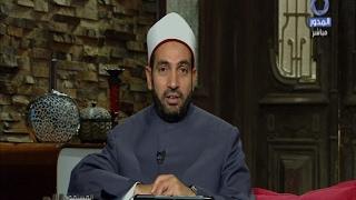 سالم عبد الجليل يوضح سيدنا «الخضر» نبي أم ولي.. فيديو
