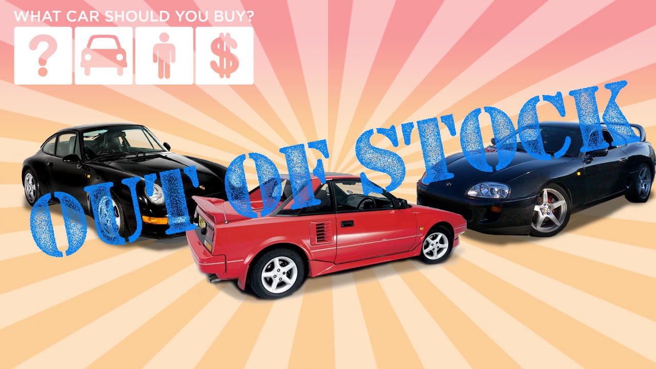 What\'s The Best Car You Can Only Buy Used? - YouTube