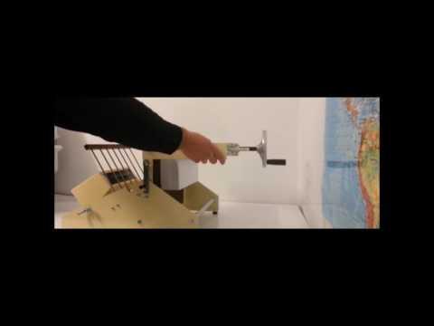 Tutoriel reliure par encollage à froid avec une presse de collage 2000 A4 SAC