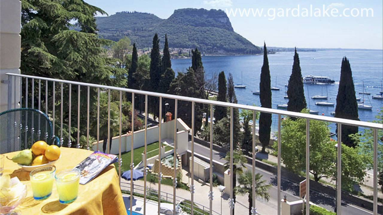 Hotel Excelsior Le Terrazze - Lago di Garda Lake Gardasee - YouTube