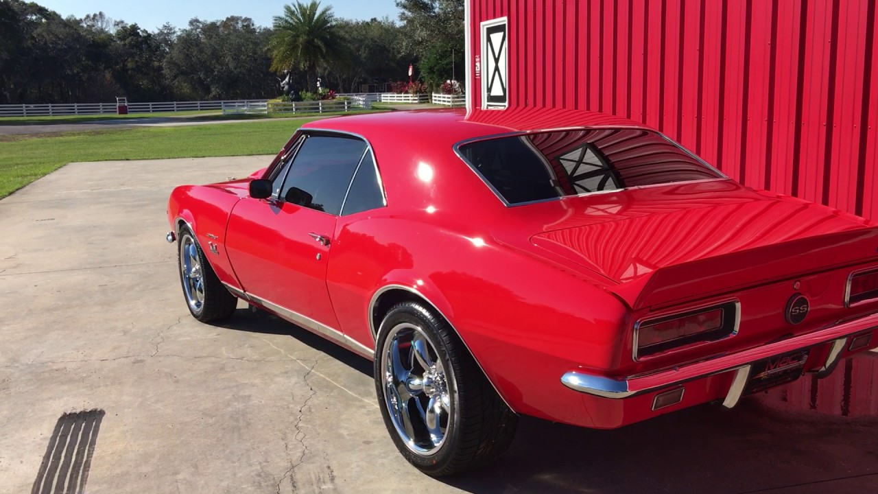 for sale 1967 camaro rs ss big block 4 speeed orlando fl 321 663 6608 youtube. Black Bedroom Furniture Sets. Home Design Ideas