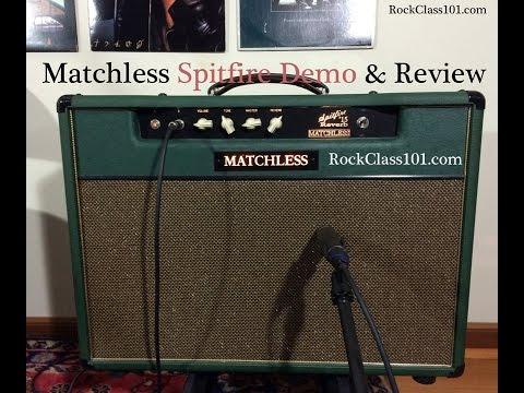 Matchless Spitfire Demo &