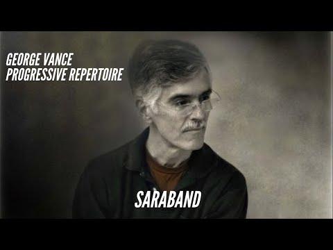 Saraband: George Vance Progressive Repertoire Vol. 1 p. 35