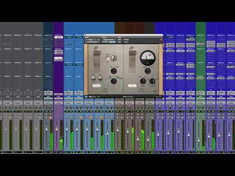 UA - V76 Preamp - Mixing With Mike Plugin of the Week - YouTube