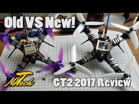 Diatone GT200N GT2 2017 FPV Quadcopter - Detailed Review Part 1
