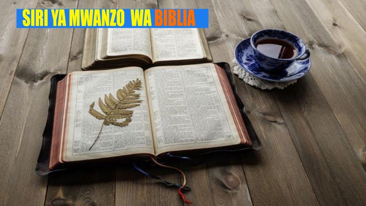Download FUMBO NA SIRI ZA MWANZO WA BIBLIA. DUNIA HAIJUI KABISA
