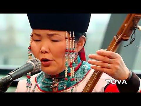 Amazing Female Throat Singing
