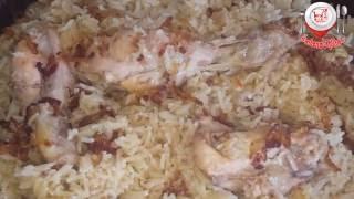Deshi Restaurant style Morog Pulao ( বেস্ট বাংলাদেসী  স্টাইল  মোরগ পোলাউ  রেসিপি ) recipe
