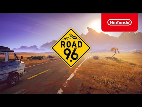 Road 96 - Announcement Trailer - Nintendo Switch