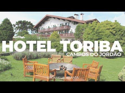 Hotel Toriba, um final de semana delicioso em Campos do Jordão