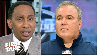 Stephen a. smith weighs in on the disgruntled players dallas cowboys' locker room and says he wouldn't be surprised if head coach mike mccarthy gets f...
