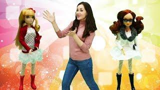 видео Кукла-русалка - мечта каждой девочки