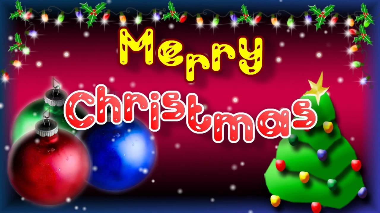 May all your days be merry and bright merry christmas video may all your days be merry and bright merry christmas video greeting card youtube kristyandbryce Choice Image