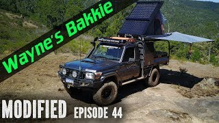 79 series Landcruiser Cab chassis review, Modified Episode 44