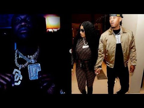 Nicki Minaj Boyfriend Respond To Meek Mill I Will Knock Your Head Off..DA PRODUCT DVD
