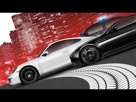 Need For Speed Most Wanted Погоня от полиции