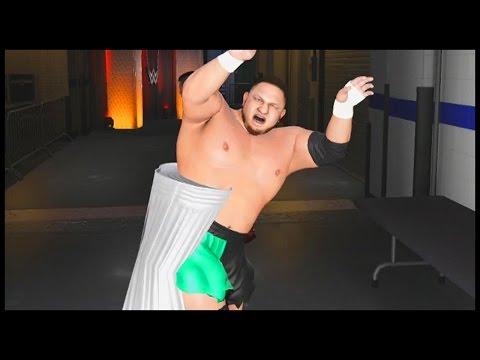 WWE 2K17 | SPECTACULAR GLITCH!