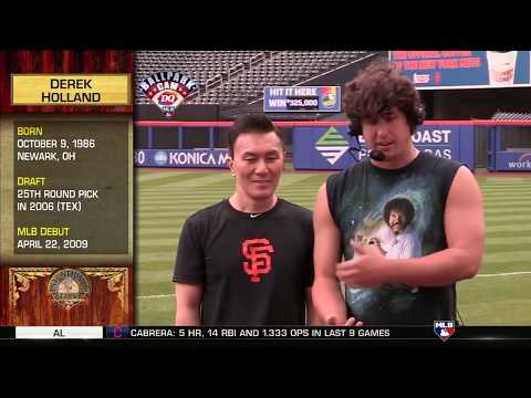 Giants Derek Holland Apologizes For Racial Jokes Made At Expense Of