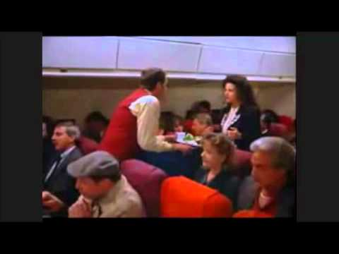 Funny Airplane Clips from TV & Movies