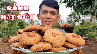 Sang Vlog - Làm Mâm Bánh Quy Nhân Hạt Điều