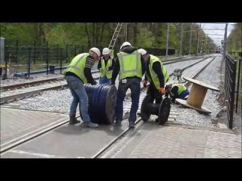 dag 11 van spoorwerk in Assen