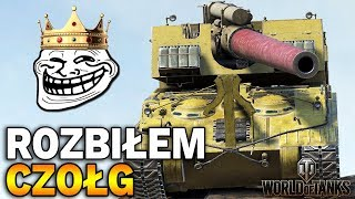 ROZBIŁEM CZOŁG - Fail Compilation - World of Tanks