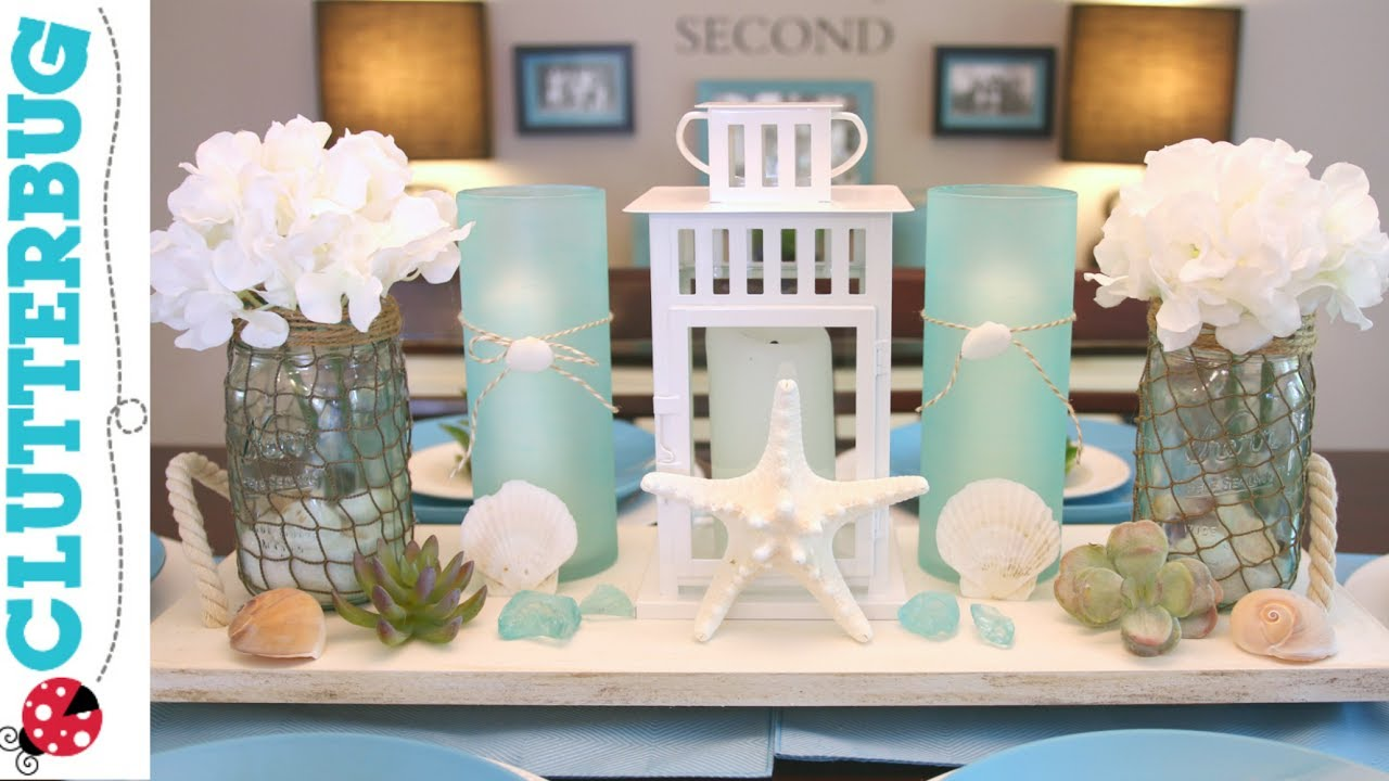 beach theme decorating ideas for living rooms room interior designs apartment diy decor pottery barn hack youtube