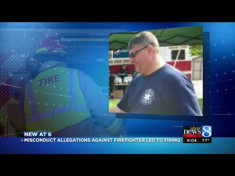 Allegations of broken rules, lies before Wyoming firefighter's firing
