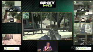 modern warfare 3 full call of duty xp tournament multiplayer gameplay opticnation vs infinity