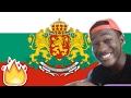 REACTING TO Bulgaria National Anthem English lyrics