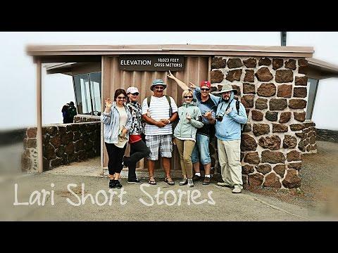 Haleakala National Park, Maui, Hawaii - By Lari Short Stories