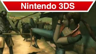 Resident Evil: The Mercenaries 3D - Nintendo 3DS - Trailer