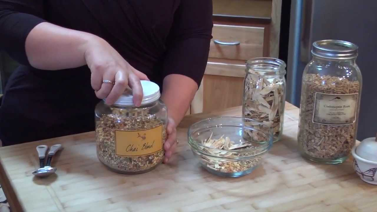 Taste of Herbs: Astragalus Chai Recipe