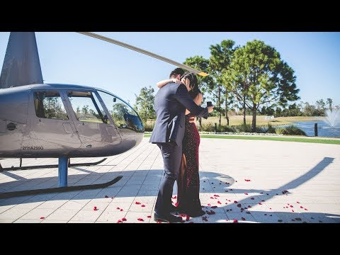 THE BEST SURPRISE PROPOSAL OF ALL TIME!!! (VERY EMOTIONAL, IT'LL MAKE YOU CRY)