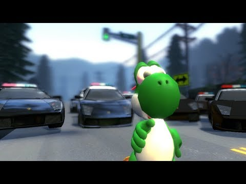 SM64 Bloopers: Yoshi Commits Tax Fraud
