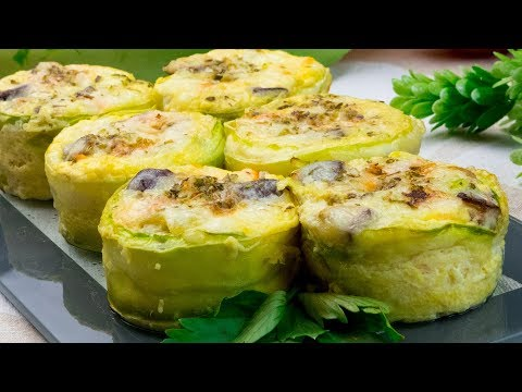 muffins-de-légumes-–-une-entrée-sensationnelle,-colorée,-saine-et-très-savoureuse-!- -savoureux.tv