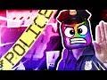 I'M A POLICE OFFICER...