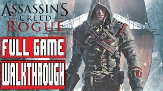 ASSASSIN'S CREED ROGUE REMASTERED Gameplay Walkthrough Part 1 Full Game - No Commentary
