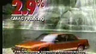1989 Buick Regal Commercial