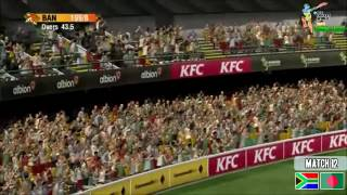 ICC Cricket World Cup Full Gaming Series