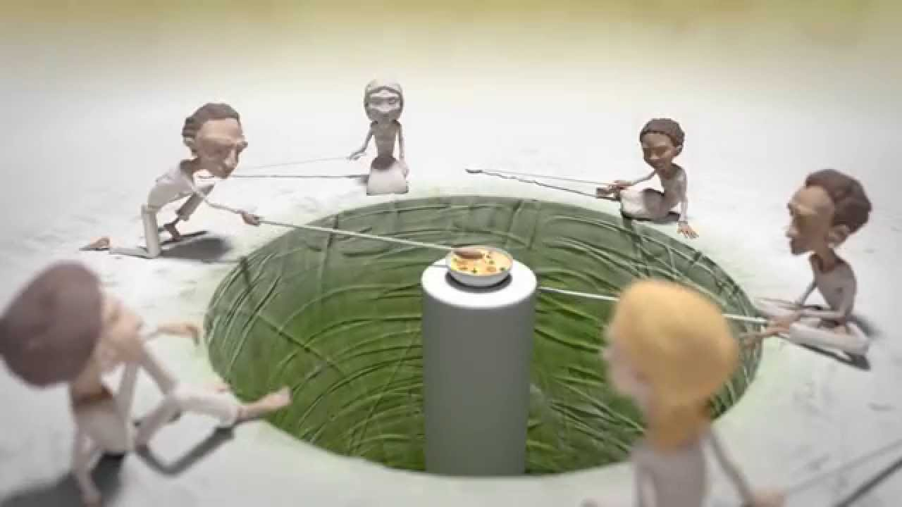 One Human Family, Food for All - Short Animated Video