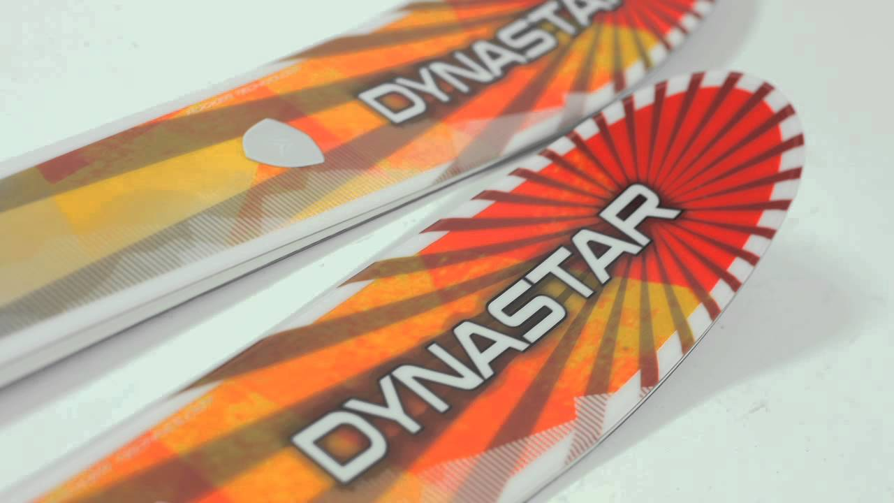 2013 Dynastar Cham 87 Ski Review - OnTheSnow All Mountain Editors' Pick