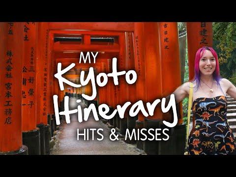 My KYOTO Itinerary: Hits & Misses