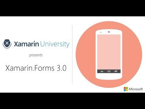 Xamarin.Forms 3.0 Visual State Manager - Kym Phillpotts - Xamarin University