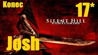 CZ tit. | Let's Play | Silent Hill: Homecoming | #17 | KONEC | HARD | 1080p