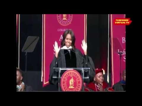 Michelle Obama's Full Speech at Tuskegee University