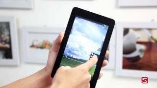 Đánh giá chi tiết Asus MeMO Pad ME172V - CellphoneS